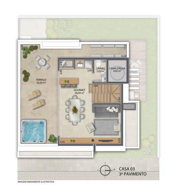 Casa 3 Dorm, Jardim América, São Leopoldo (303231) - Foto 5