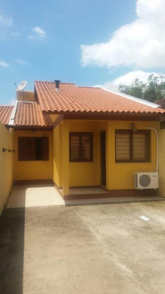 Casa 2 Dorm, Feitoria, São Leopoldo (306824)