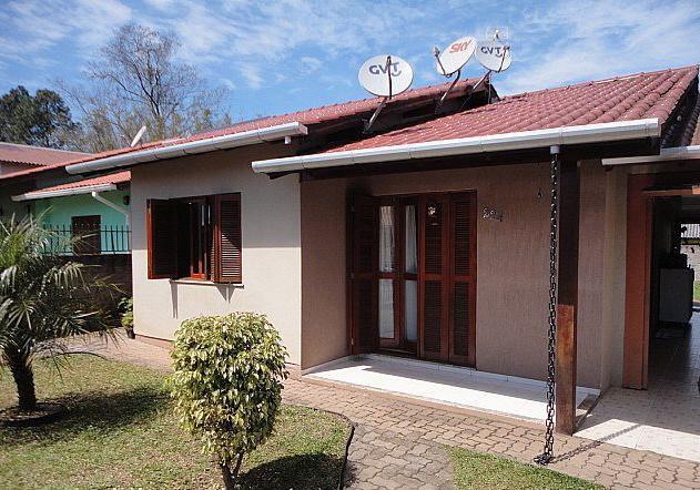 Casa 3 Dorm, Lago Azul, Estancia Velha (309718)