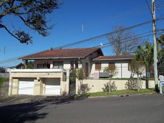 Casa 3 Dorm, Santo André, São Leopoldo (311641)