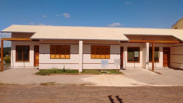 Casa 2 Dorm, Lago Azul, Estancia Velha (312297)