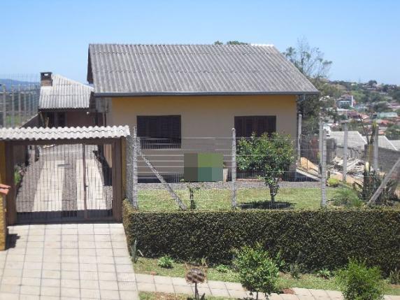 AtendeBem Imóveis - Casa 2 Dorm, Metzler (335667)
