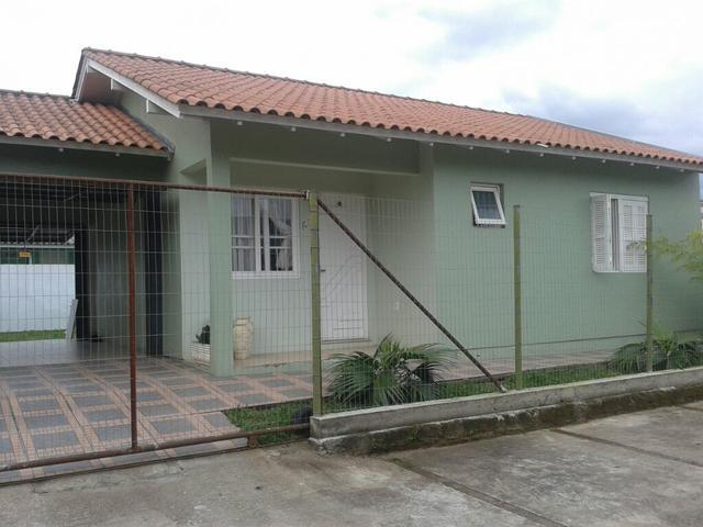 AtendeBem Imóveis - Casa 3 Dorm, Scharlau (338174)
