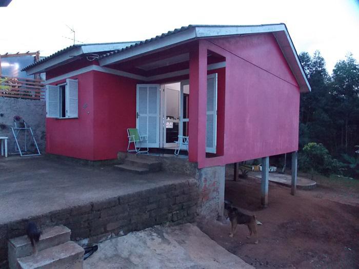 Casa 2 Dorm, Encosta do Sol, Estancia Velha (341724)