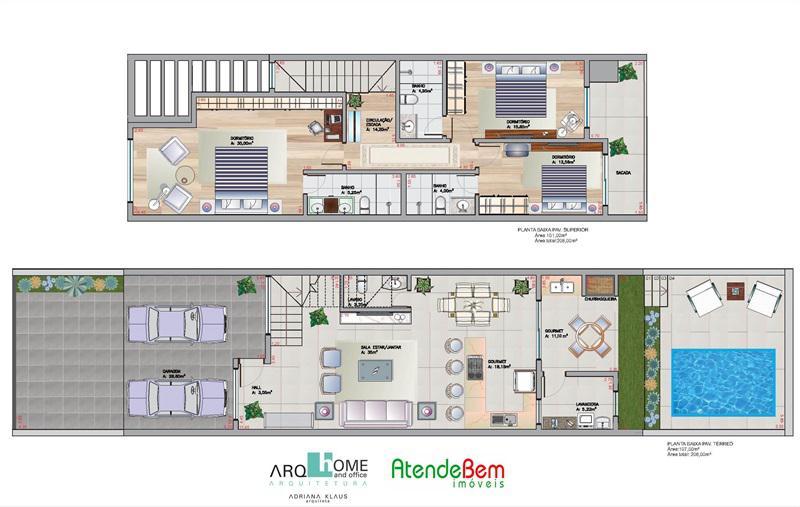 Casa 3 Dorm, União, Estancia Velha (347244) - Foto 2