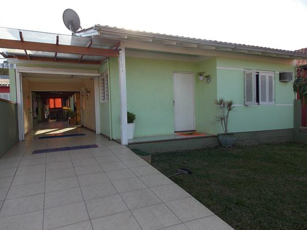 Casa 3 Dorm, Sol Nascente, Estancia Velha (358486)