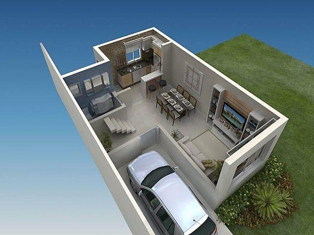 Casa 3 Dorm, Rondonia, Novo Hamburgo (38360) - Foto 9