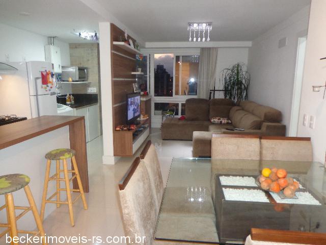 Becker Imóveis - Casa 1 Dorm, Centro (362090)