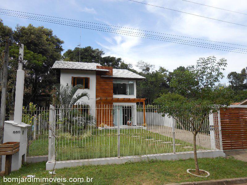 Casa 3 Dorm, 7 de Setembro, Ivoti (111386) - Foto 1