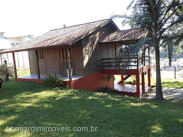 Casa 2 Dorm, União, Estancia Velha (163748)