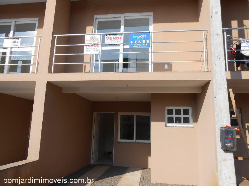 Casa 2 Dorm, Boa Vista, Lindolfo Collor (265658) - Foto 8