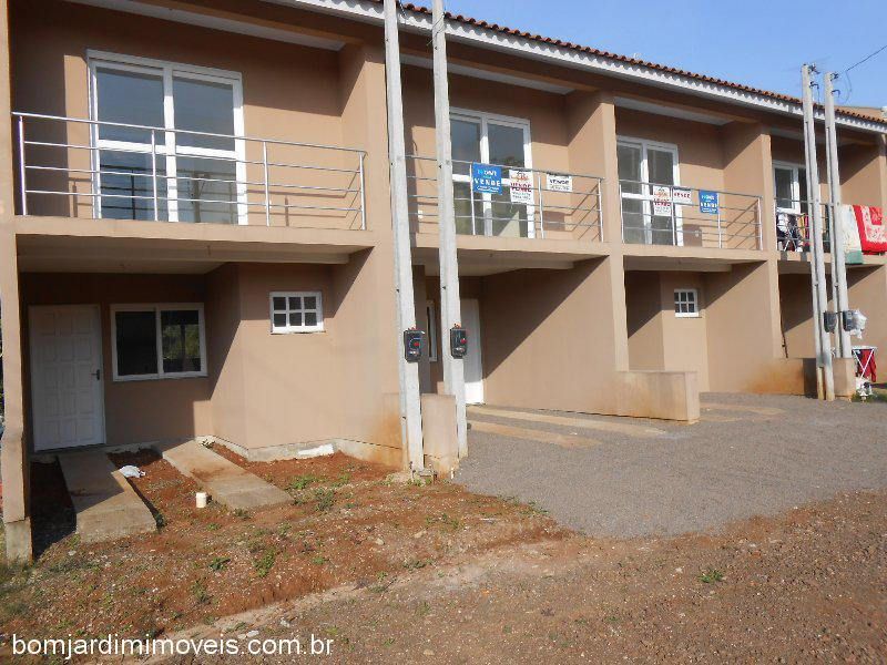 Casa 2 Dorm, Boa Vista, Lindolfo Collor (265658) - Foto 9