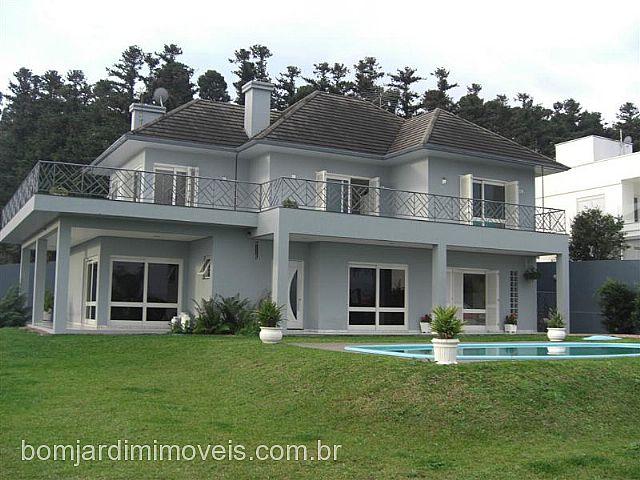 Casa 4 Dorm, Cidade Nova, Ivoti (276806)