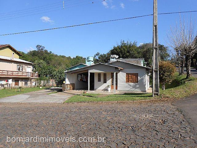 Casa 3 Dorm, Bom Jardim, Ivoti (276809)