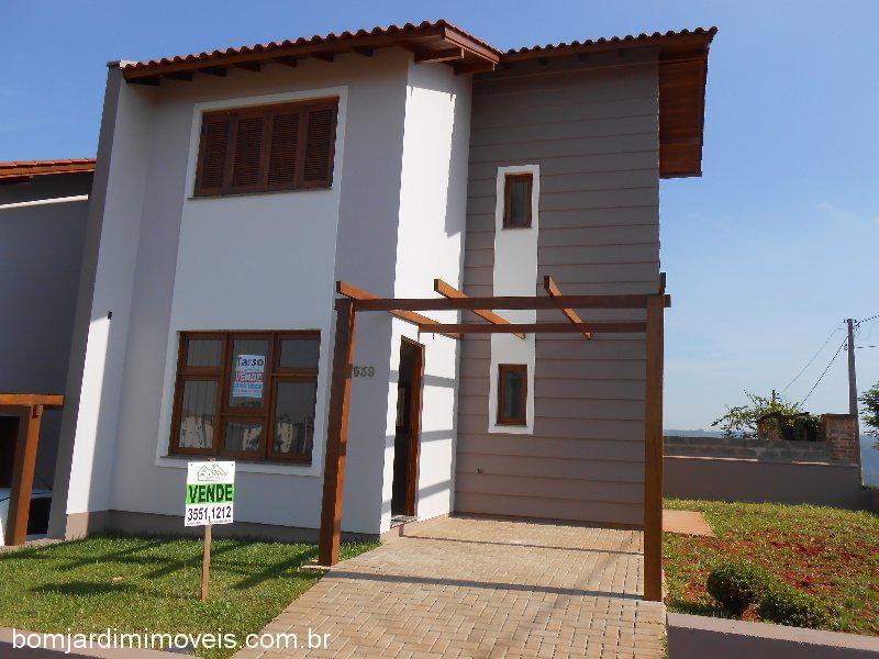 Casa 2 Dorm, Bela Vista, Estancia Velha (304837)