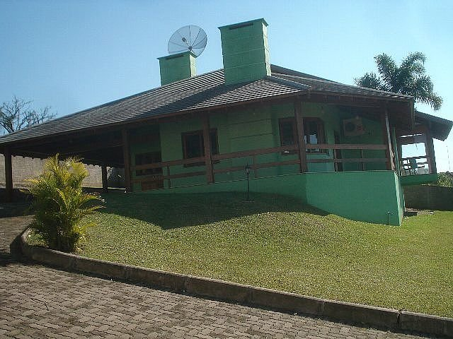 Casa 3 Dorm, Jardim Panorâmico, Ivoti (31978) - Foto 1