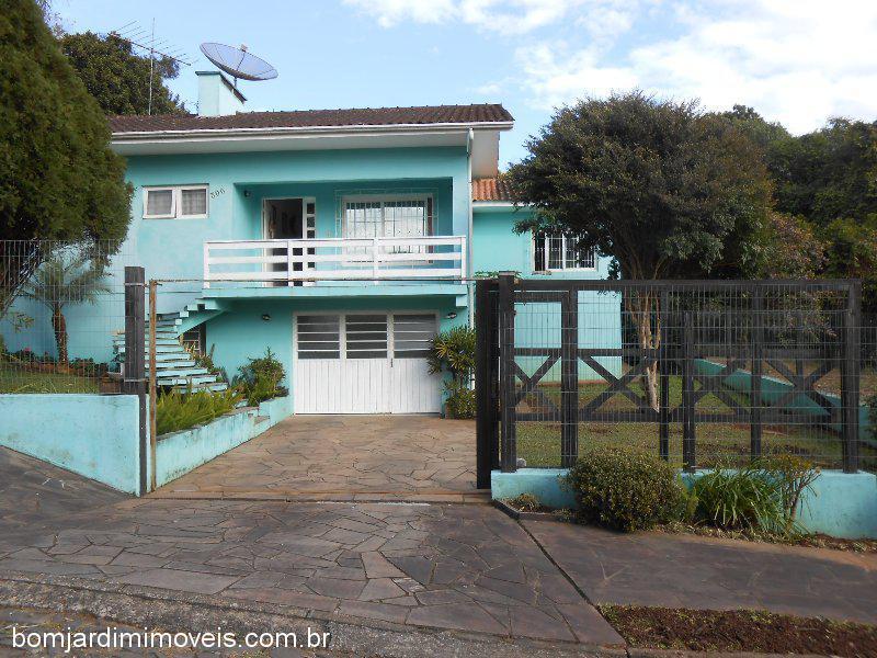 Casa 4 Dorm, Jardim do Alto, Ivoti (338810)