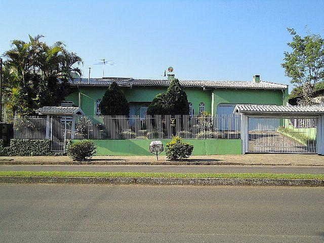 Casa 3 Dorm, Cidade Nova, Ivoti (34955)