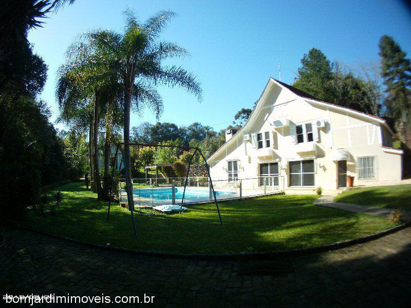 Imóvel: Bom Jardim Imóveis - Casa 3 Dorm, Picada 48 Alta