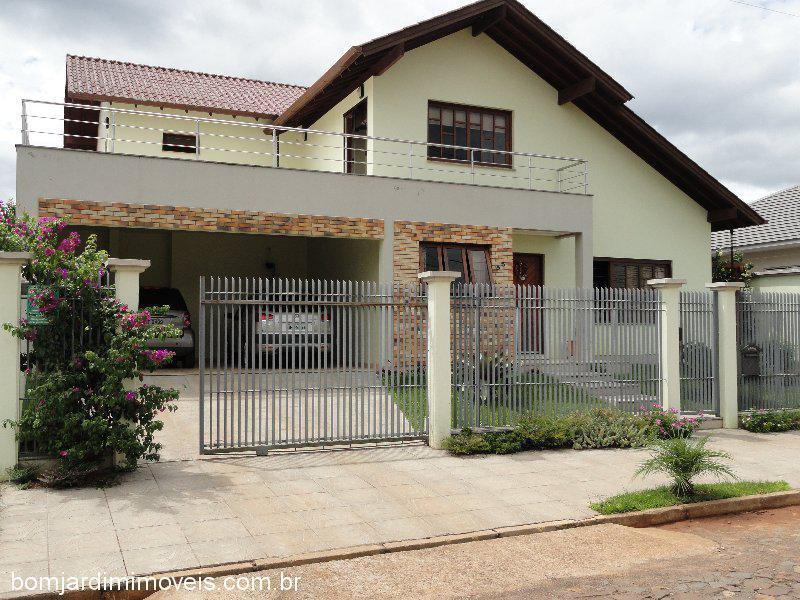 Casa 3 Dorm, Jardim do Alto, Ivoti (364199)