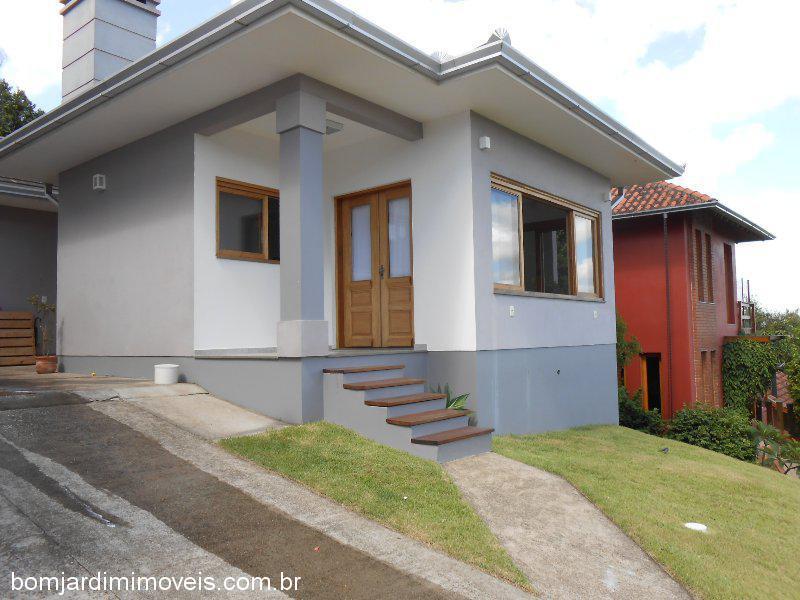 Imóvel: Bom Jardim Imóveis - Casa 2 Dorm, São José, Ivoti