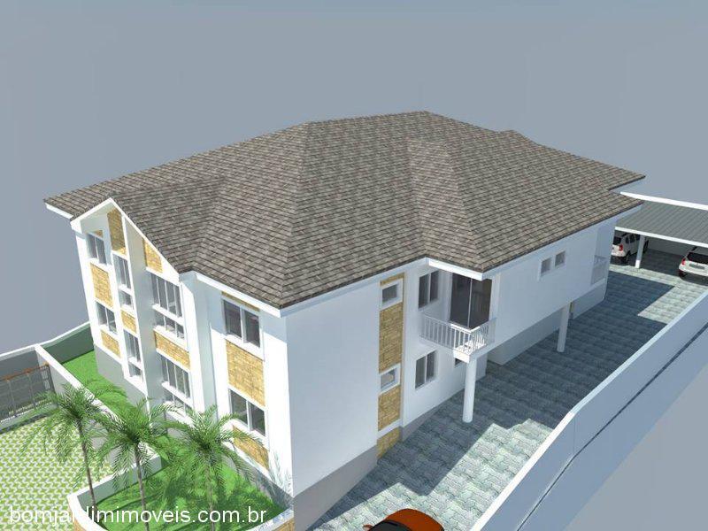 Imóvel: Bom Jardim Imóveis - Apto 2 Dorm, Industrial