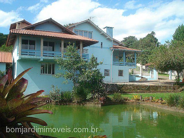 Casa 4 Dorm, Vista Alegre, Ivoti (47245)