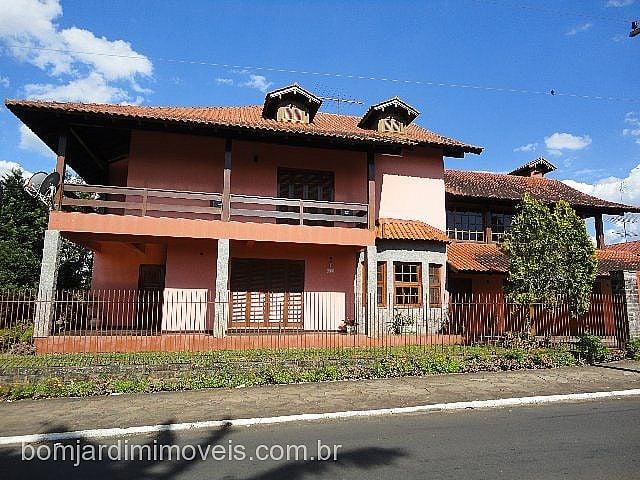 Bom Jardim Imóveis - Casa 3 Dorm, Farroupilha - Foto 2