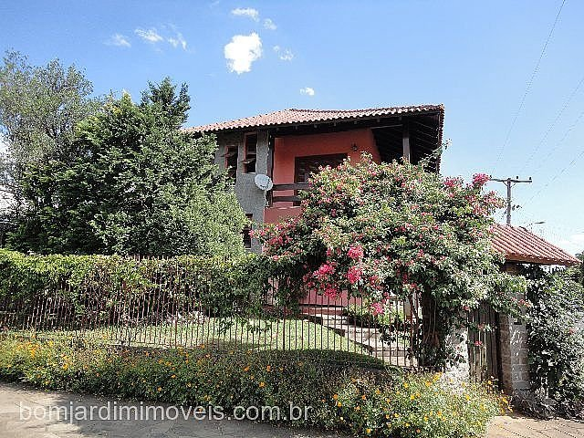 Bom Jardim Imóveis - Casa 3 Dorm, Farroupilha - Foto 3