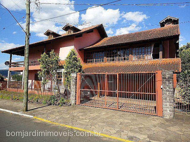 Bom Jardim Imóveis - Casa 3 Dorm, Farroupilha - Foto 5