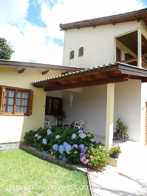 Casa 4 Dorm, Igara, Canoas (129491)
