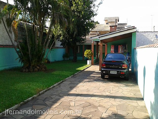 JFernando Imóveis - Casa 2 Dorm, Harmonia, Canoas