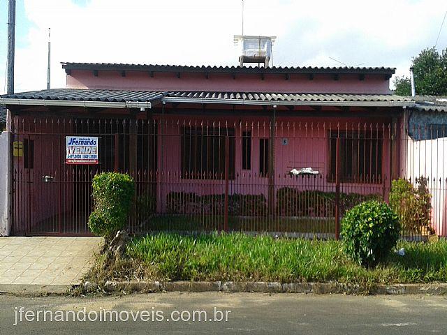 JFernando Imóveis - Casa 3 Dorm, Guajuviras