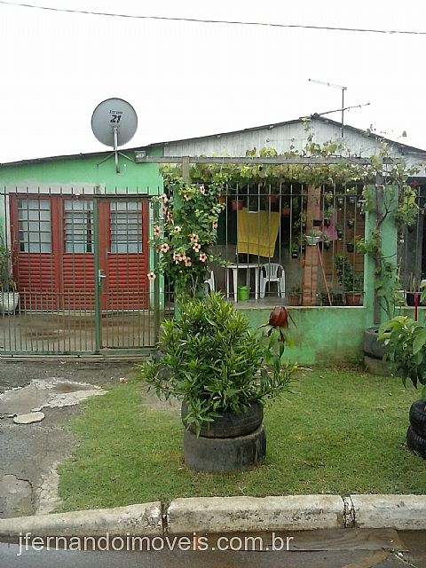 JFernando Imóveis - Casa 4 Dorm, Fátima, Canoas