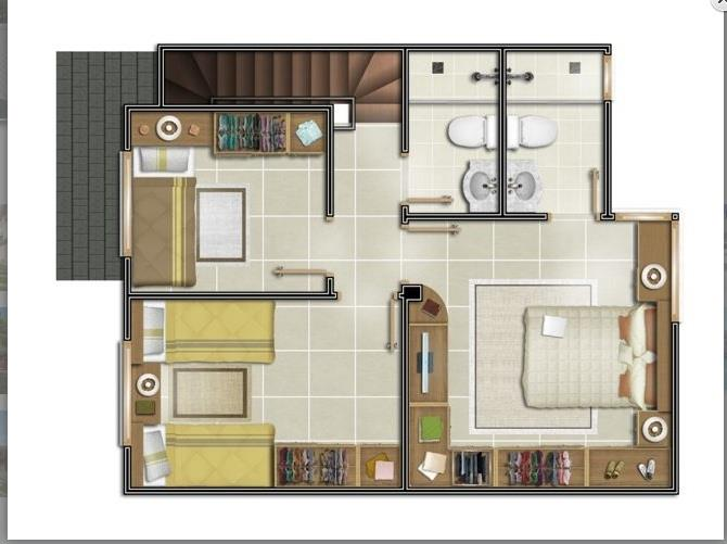 JFernando Imóveis - Casa 3 Dorm, Marechal Rondon - Foto 10