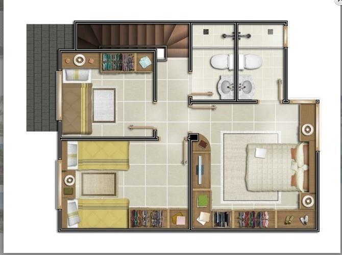 JFernando Imóveis - Casa 3 Dorm, Marechal Rondon - Foto 9