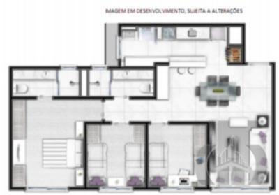 JFernando Imóveis - Apto 3 Dorm, Marechal Rondon - Foto 7