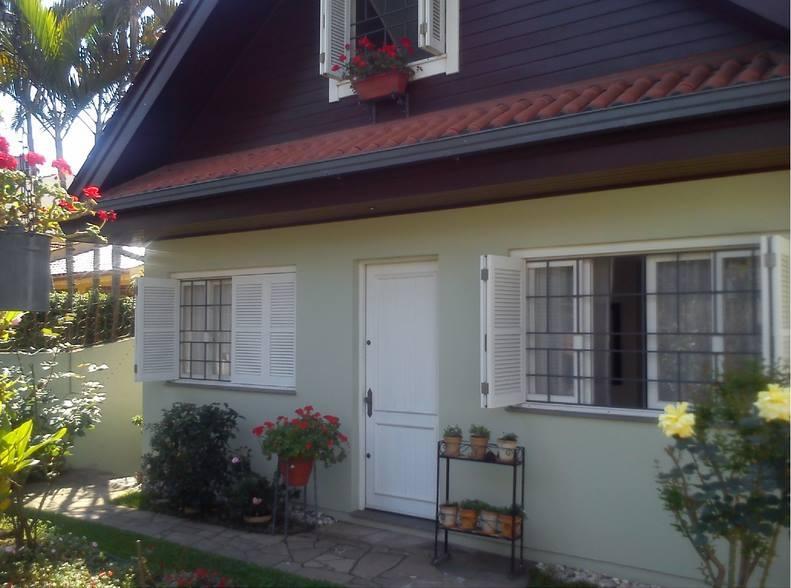 Casa 4 Dorm, Nossa Senhora das Graças, Canoas (220999)
