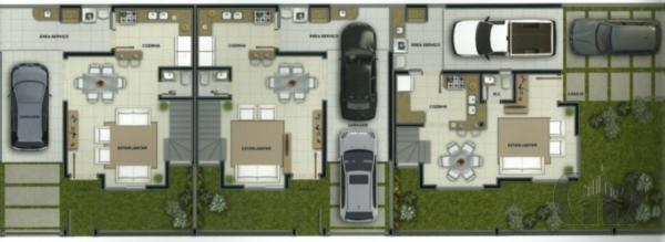 JFernando Imóveis - Casa 3 Dorm, Canoas (221041) - Foto 2