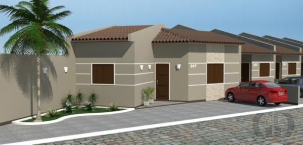 JFernando Imóveis - Casa 2 Dorm, Ozanan, Canoas