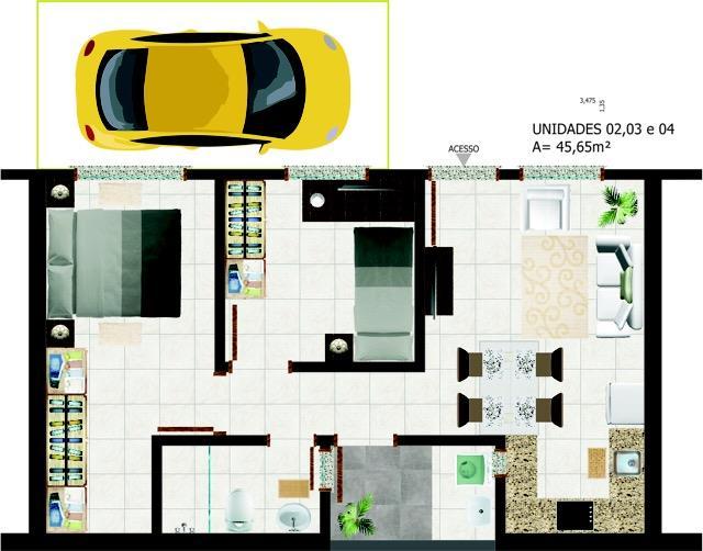 Casa 2 Dorm, Niterói, Canoas (221096)