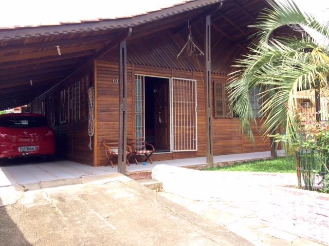 Casa 3 Dorm, Niterói, Canoas (221166)
