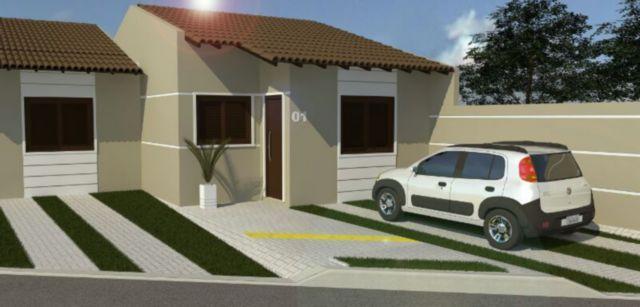 Casa 2 Dorm, Ozanan, Canoas (221207) - Foto 2