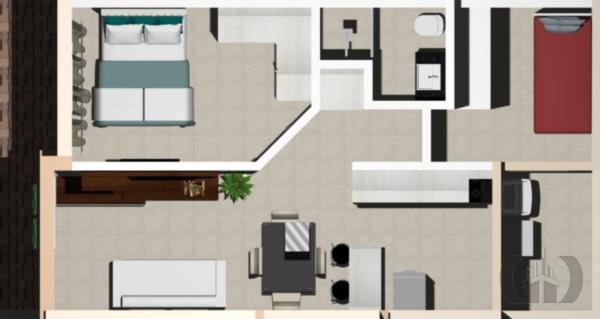 Casa 2 Dorm, Olaria, Canoas (221347) - Foto 2