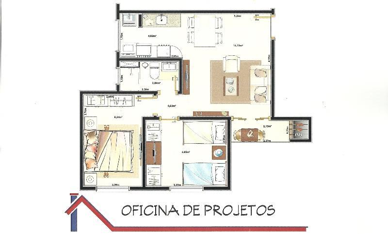JFernando Imóveis - Apto 2 Dorm, Igara, Canoas - Foto 3