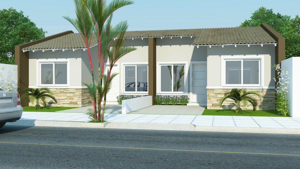 Casa 2 Dorm, Olaria, Canoas (221388)
