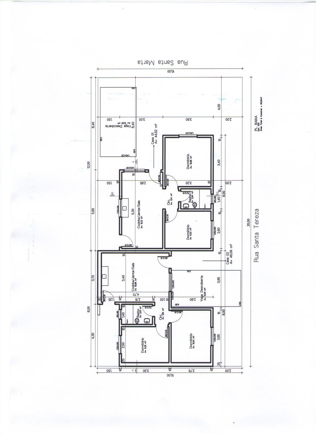 Casa 2 Dorm, Olaria, Canoas (221388) - Foto 2