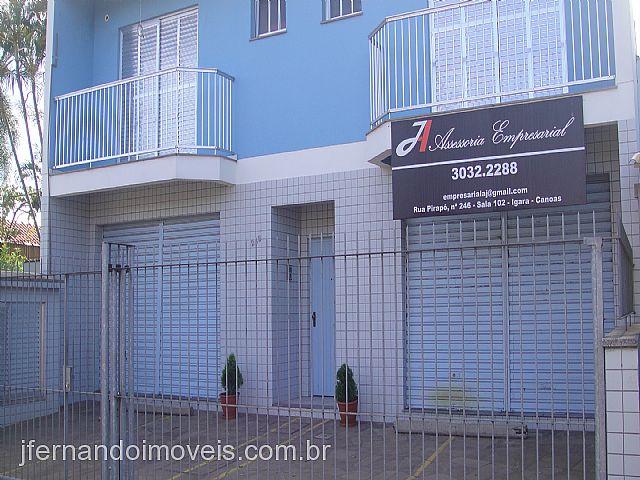JFernando Imóveis - Apto 1 Dorm, Vila Igara