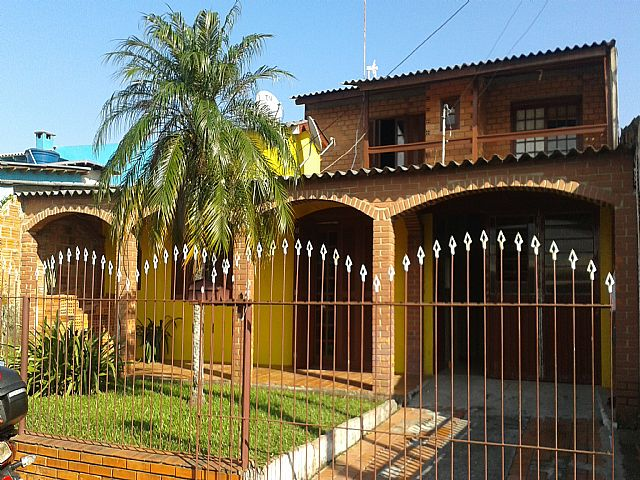 Casa 2 Dorm, Guajuviras, Canoas (253001)