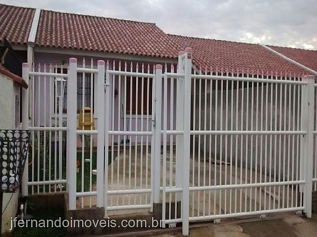 JFernando Imóveis - Casa 2 Dorm, Campestre V